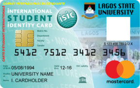 The World Have Done And Co Brand Your Local Student Card With ISIC International Identity Offer Members Both A